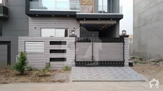 5 Marla Brand New Double Story Stylish House For Sale In C Block Of Lake City Sector M7