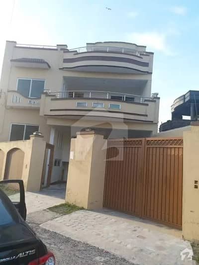 11 Marla House Is Available For Sale At Reasonable Price