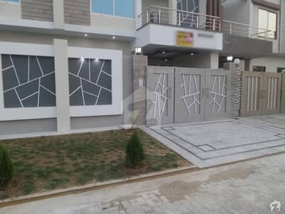 Double Storey Beautiful House For Sale At Al Raheem City Okara