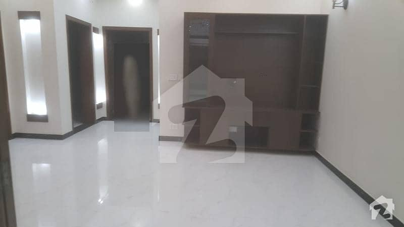 10 Marla Brand New Lower Portion Is For Rent In Wapda Town Lahore E2 Block