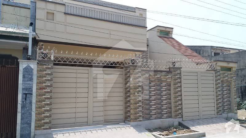 10 Marla Fresh  House Is Available For Sale