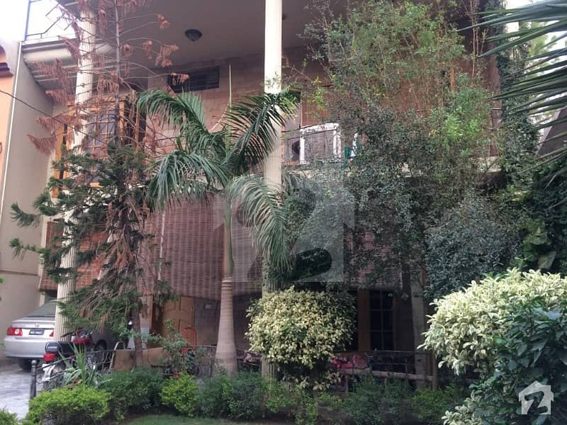 12 Marla House For Sale At  Abshar Colony
