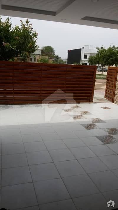10 Marla Brand New Double Unit House 4 RENT