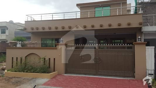Pwd Housing Society  House For Sale In Block C
