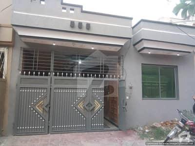 4 Marla Single Storey House For Sale Phase 5 Ghauri Town Islamabad
