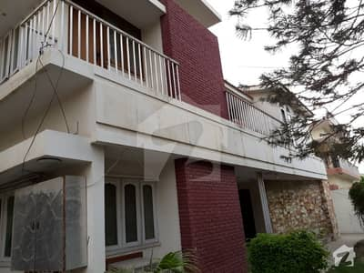Owner Build 600 Sq Yd Double Storey Bungalow For Sale