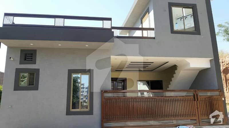 4 Marla New Single Storey House For Sale