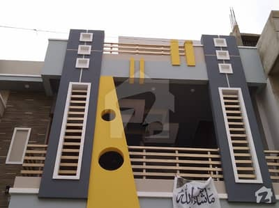 House Is Available For Sale In Saadi Town Block 5 240 Sq Yd