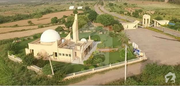 Plot File For Sale In Motorway City Near New Islamabad Airport