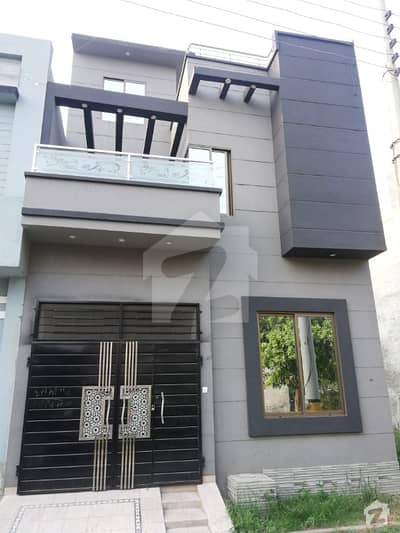 Mian Farooq Estate Offer 4 Marla Double Storey House For Sale
