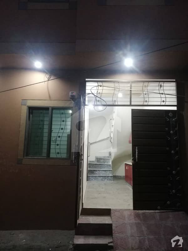 Mian Farooq Estate Offer 2 Marla Double Storey House For Sale
