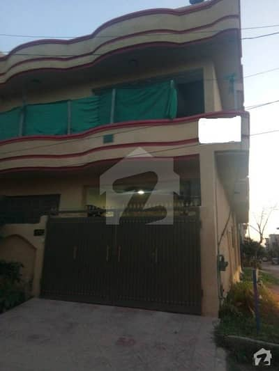 5 Marla Double Story Corner House Available For Rent Ghauri Town Phase 5 Islamabad