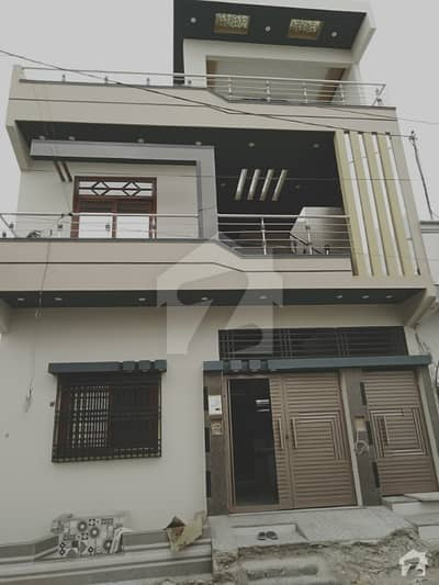House For Sale In Saadi Town Block 4