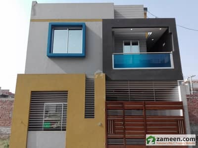 5 Marla Brand New House For Sale In Mehr Homes