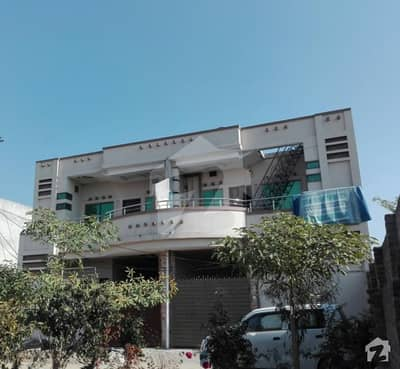 Double Storey House Is Available For Sale At Good Location
