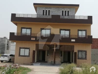 3 Marla Two Beautiful Double Story Houses For Sale Located At Illyas Park Main Bedian Road  Near Phase 7 Dha Lahore