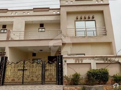 خیابان-اے-منظور فیصل آباد میں 6 مرلہ مکان 80 لاکھ میں برائے فروخت۔