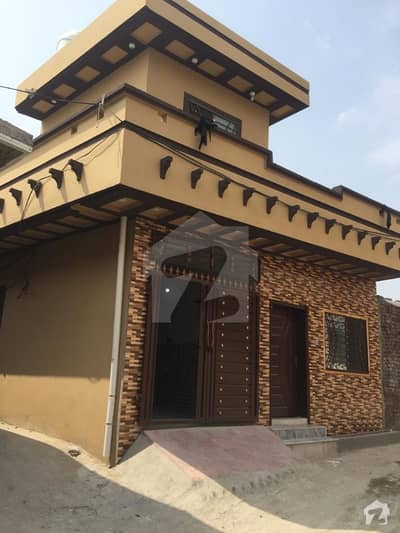 5 Marla Brand New House For Sale In Tench Bhatta