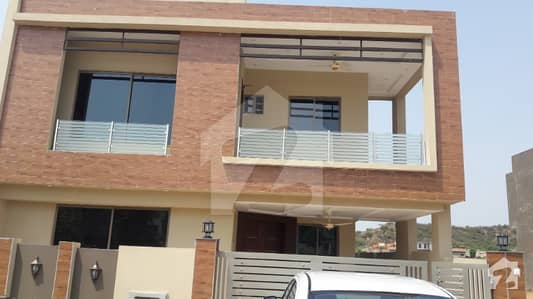Brand New Street Corner Back Open House For Sale Bahria Town Phase 8