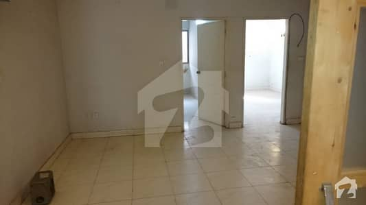 1100 Sq Feet 3 Bed Flat For Rent  2nd Floor West Open In Sehar Commercial