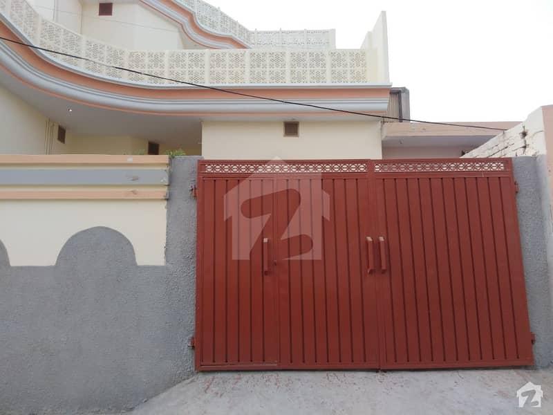 10 Marla Triple Storey House For Sale