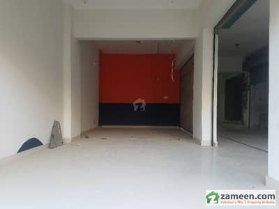 427 Sq Feet Brand New Shop For Sale At D Street Upper Gizri