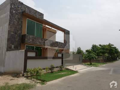 10 Marla Brand New House Block F Available For Sale in State Life Society
