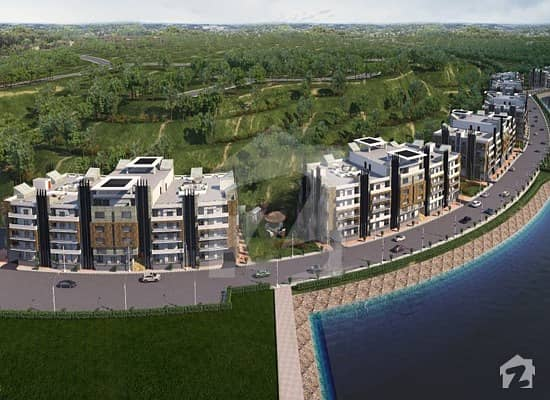 Lake View  Ground Floor Apartment For Sale In Hamlets