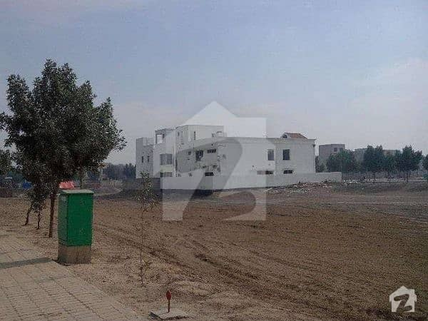 4 Marla Commercial Plot For Sale In Dha Phase 3 Y Block