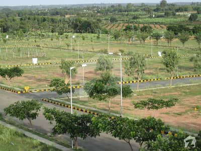 8 Marla  Commercial Plot For Sale In Very Hot Location In Phase 3 Z Block