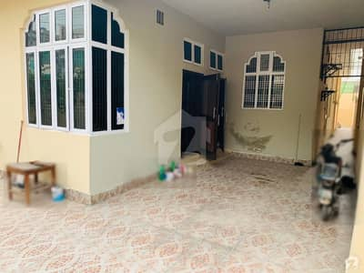 12 Marla Well Maintained Lower Portion Is Available For Rent