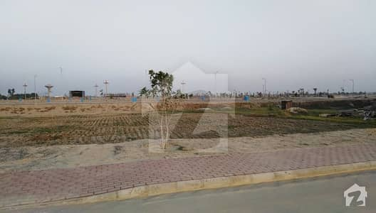 8 Marla Commercial Corner Boulevard Plot Available For Sale On Installment In Bahria Orchard Lahore