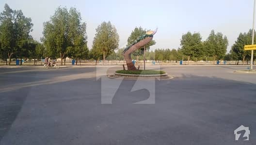 5 Marla For Dream Living Plot In Bahria Orchard  Low Cost  Block F