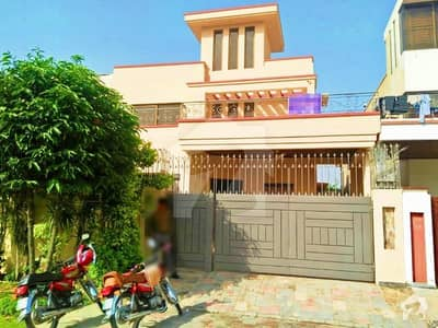 Syed Brothers Estate Offers 10 Marla New Dream House For Rent In Dha Phase 6