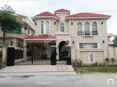 Brand New 1 Kanal House Is Available For Sale