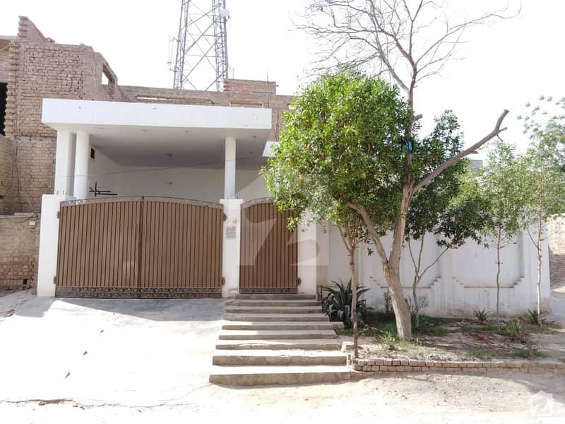 10 Marla Corner Double Storey House For Sale