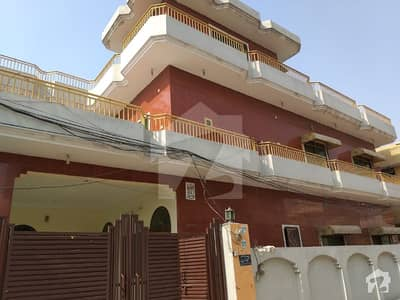 10 Marla Corner House Located In New Lalazar Rawalpindi Cantt