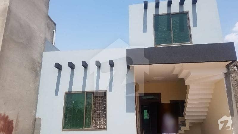 A Well Built 5 Marla House For Sale