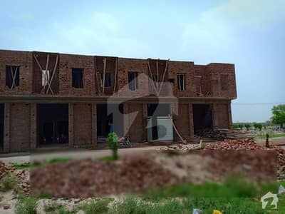 2.5 Marla Brand New Double Storey House For Sale In 24 Months Installments In Haider Valley