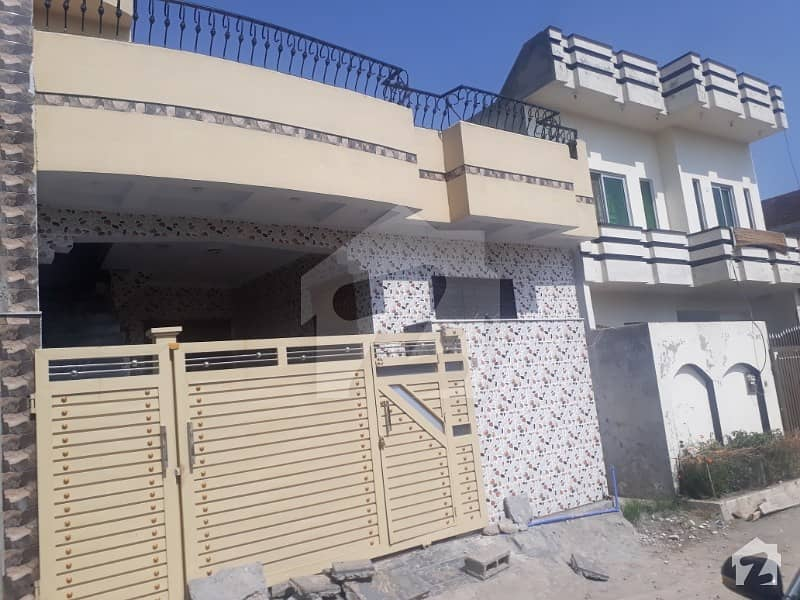 4 Marla Single Storey House For Sale In H-13 Islamabad