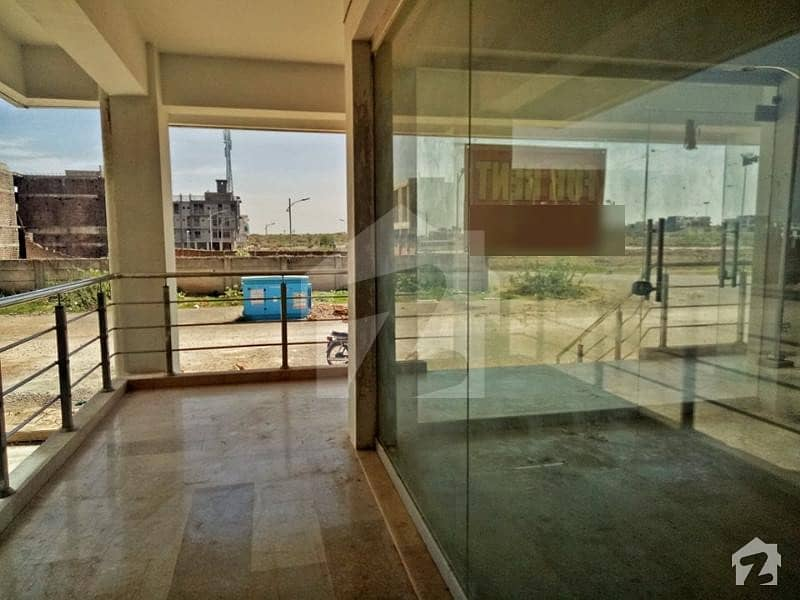 Office Available For Sale In D-12 Markaz 1st Floor Usman Center