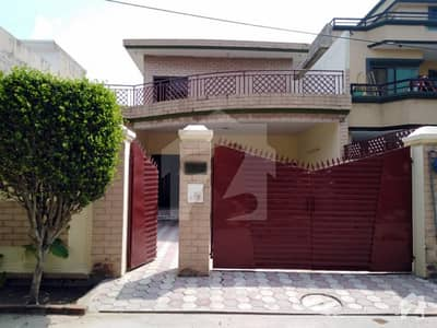 19 Marla House For Sale In E Block Of Johar Town Lahore
