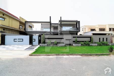 7 Bed Most Beautiful 2 Kanal Brand New Modern Design For Sale