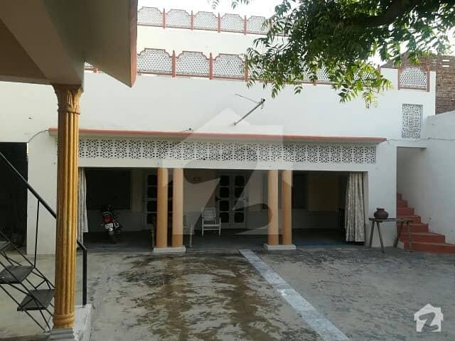House Is Available For Sale At Mohala Bilal Ganj Eid Gah Road, Kamalia