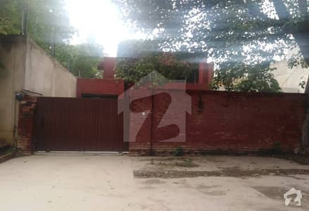 1 Kanal Outer Circle Double Storey House Is Available For Sale