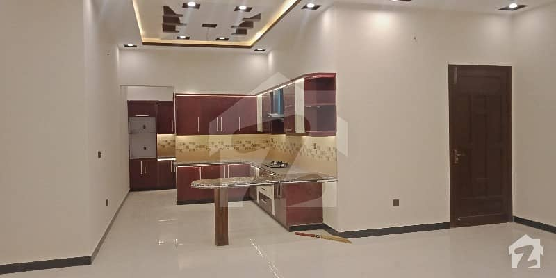 Brand Newly 240 Sq Yards Proper Double Storey Truly Magnificent Facing Full Lavish Extra Modern Life Style
