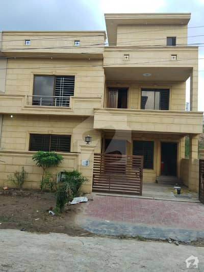 Brand New 10 Marla House For Rent In Police Foundation Isb