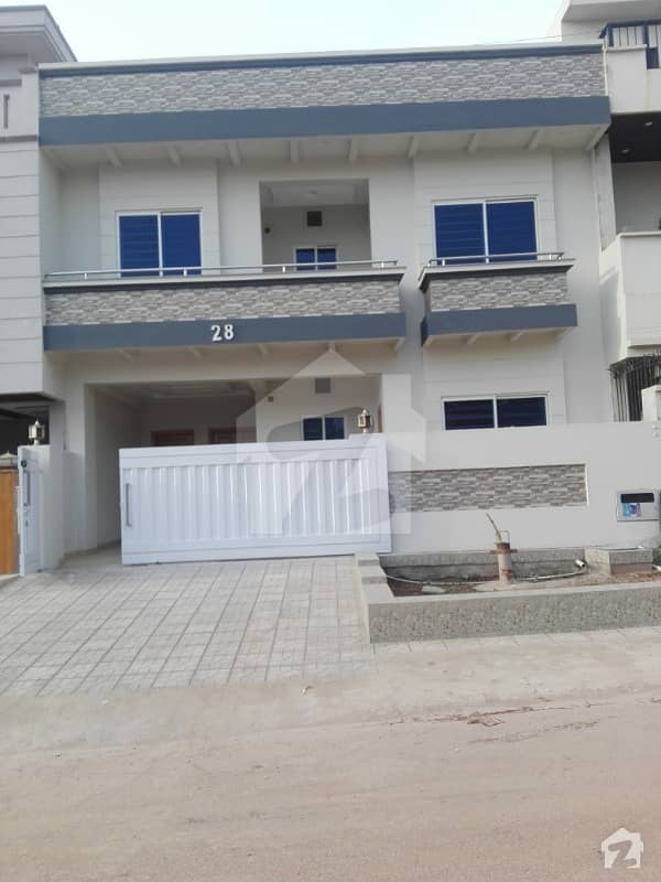 Brand New Solid Constructed Beautiful House Available For Sale In G13