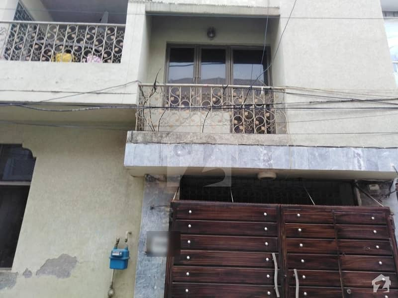 7 Marla Well Maintained Double Storey House Is Available For Sale