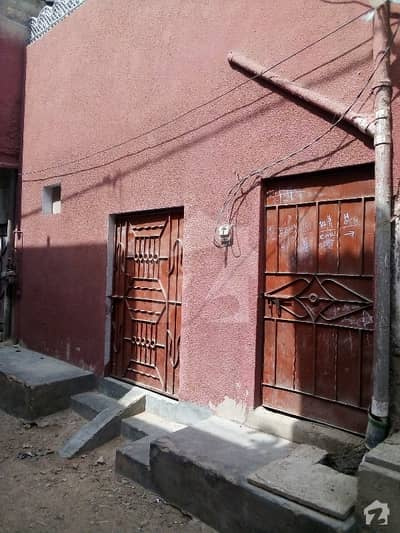 House Is Available For Sale In Zia Colony